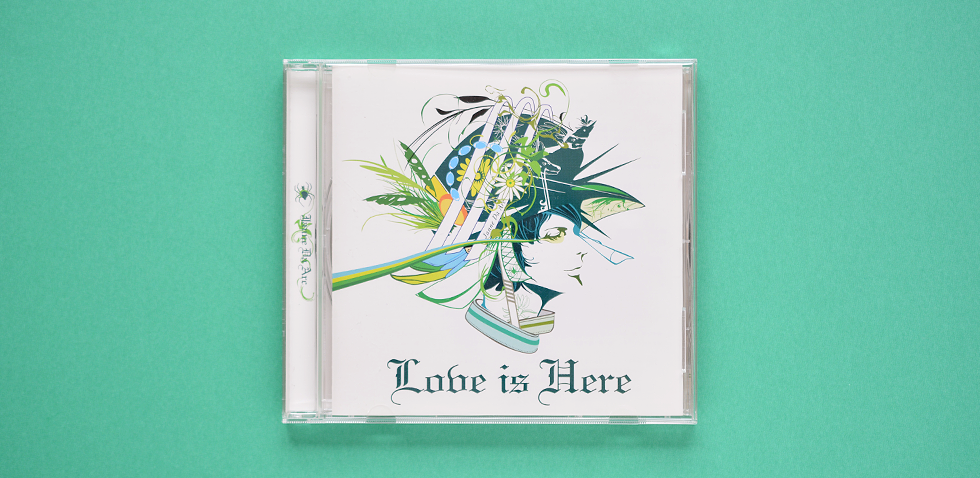 Love is Here / Janne Da Arc