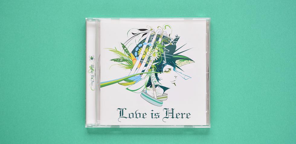love is here janne da arc longwalker